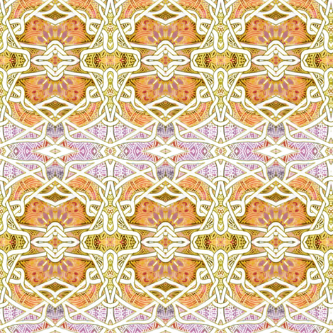 Persian Lock fabric by edsel2084 on Spoonflower - custom fabric