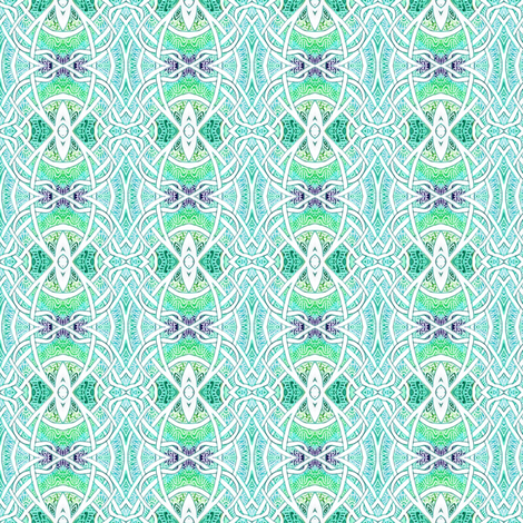 Even Moor Doors fabric by edsel2084 on Spoonflower - custom fabric
