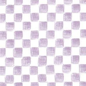 Hypatia's squares on plane white