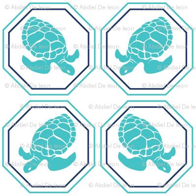 Turquoise Turtles