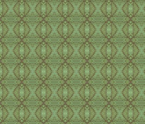 Leaf Lattice fabric by relative_of_otis on Spoonflower - custom fabric