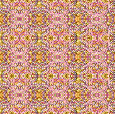 The Lights at the Carnival Midway fabric by edsel2084 on Spoonflower - custom fabric