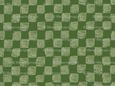 Avogadro's Checkerboard