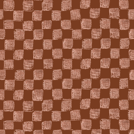 Boole's Checkerboard fabric by weavingmajor on Spoonflower - custom fabric