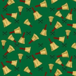 Seven Christmas Bells