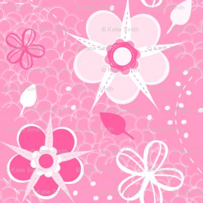 Pinky Bubble Bath