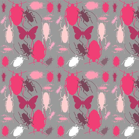 bugs fabric by super_crayola on Spoonflower - custom fabric