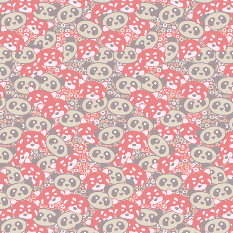 Did you say Panda? fabric by noaleco on Spoonflower - custom fabric
