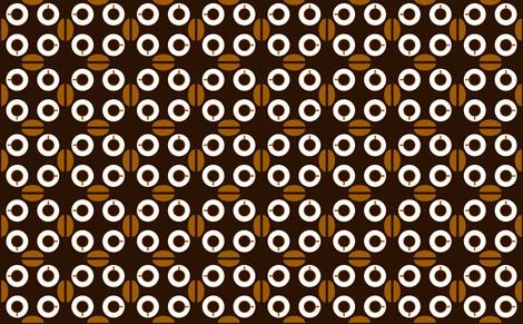UMBELAS MOO2 fabric by umbelas on Spoonflower - custom fabric