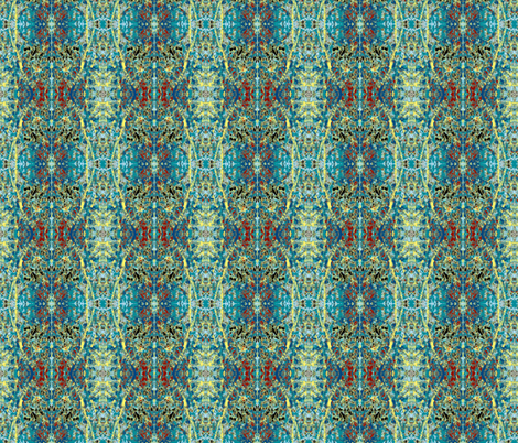 Vibrant fabric by karendel on Spoonflower - custom fabric