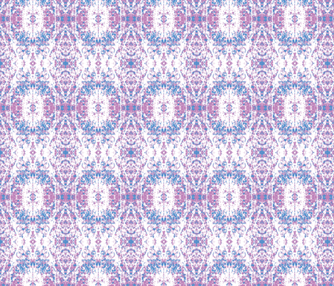 Lavender fabric by karendel on Spoonflower - custom fabric