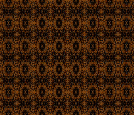 Brown fabric by karendel on Spoonflower - custom fabric