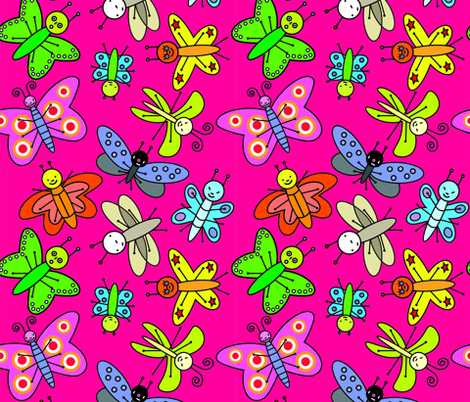 butters fabric by slothdaddy on Spoonflower - custom fabric