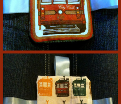 City Circle Tram Patches