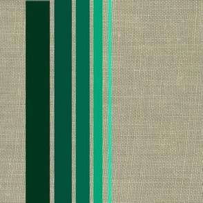Spearmint Stripes