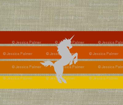 Striped Unicorn