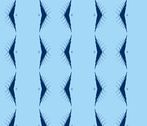 Agave Abstract fabric by arianagirl on Spoonflower - custom fabric