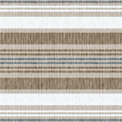 French Linen Stripes fabric by kristopherk on Spoonflower - custom fabric