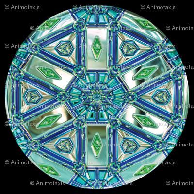 Glass Gems 2A, L