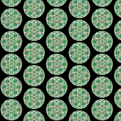 Glass Gems 6A, S fabric by animotaxis on Spoonflower - custom fabric