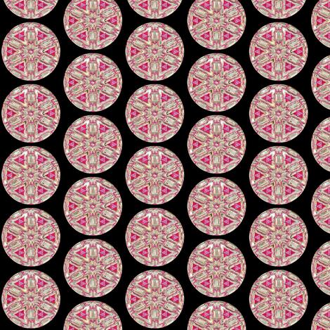 Glass Gems 6B, S fabric by animotaxis on Spoonflower - custom fabric