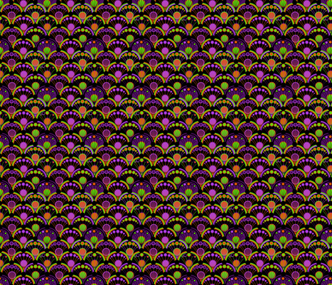Tastes Like Licorice fabric by joonmoon on Spoonflower - custom fabric