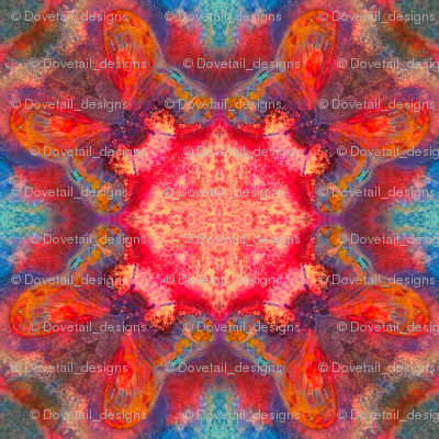 Butterfly Tapestry 1