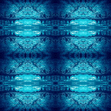 KAYAK4-Aqua SM fabric by suedudadesigns on Spoonflower - custom fabric