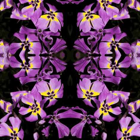 Flower Power fabric by iisee_treasures on Spoonflower - custom fabric
