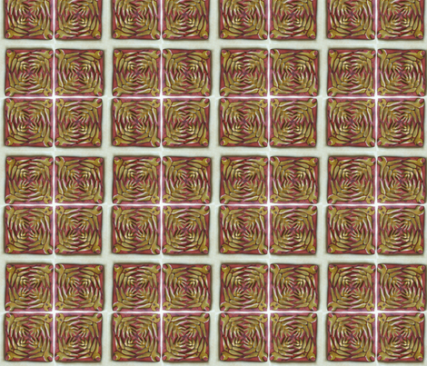 Pineapples-17 fabric by pad_design on Spoonflower - custom fabric