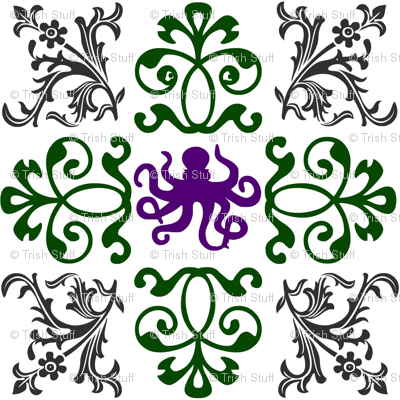 trishstuff's Victorian Octopus