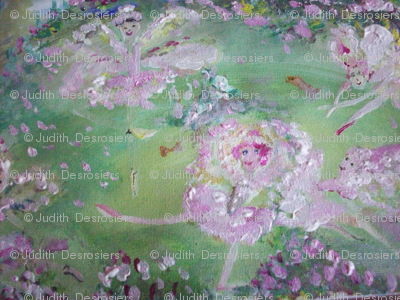 Fairy Rose Lake
