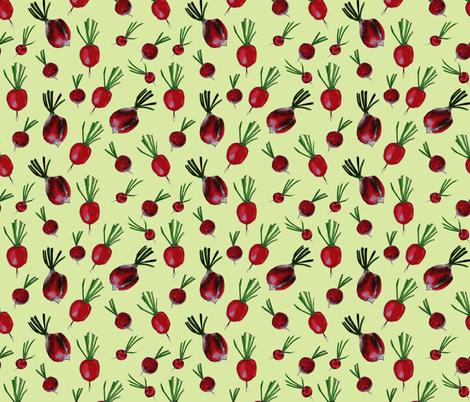 Thank you Mr. McGregor! fabric by wednesdaysgirl on Spoonflower - custom fabric