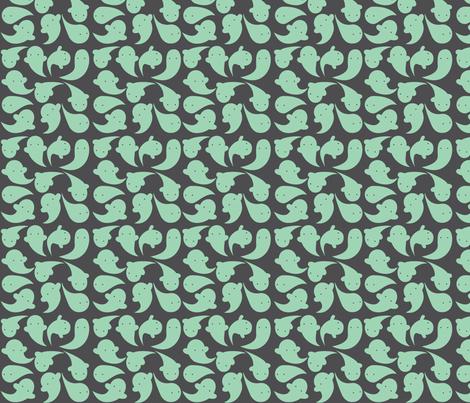 ghoul friend fabric by annaboo on Spoonflower - custom fabric