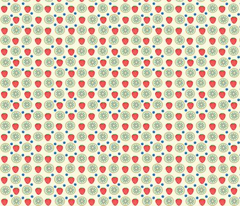 Fruity Tooty  fabric by kiwicuties on Spoonflower - custom fabric