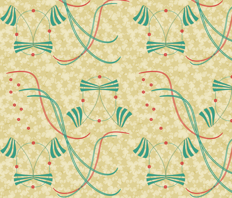Lighter side of autumn by Su_G fabric by su_g on Spoonflower - custom fabric