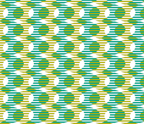 Figure 8 fabric by lana_kole on Spoonflower - custom fabric