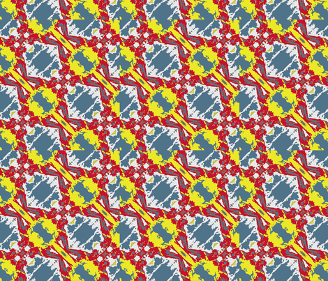 Crazy Granny's Quilt fabric by susaninparis on Spoonflower - custom fabric