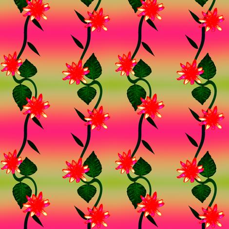 CameoVine4 fabric by grannynan on Spoonflower - custom fabric