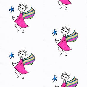 Magic Fairies pink