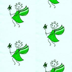 Magic Fairies green