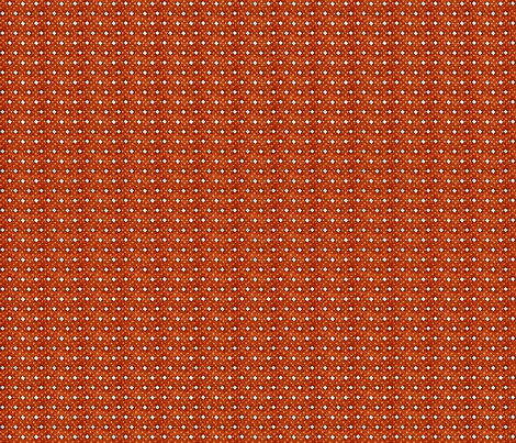 1850_Brown & Red Calico final fabric by the_cornish_crone on Spoonflower - custom fabric