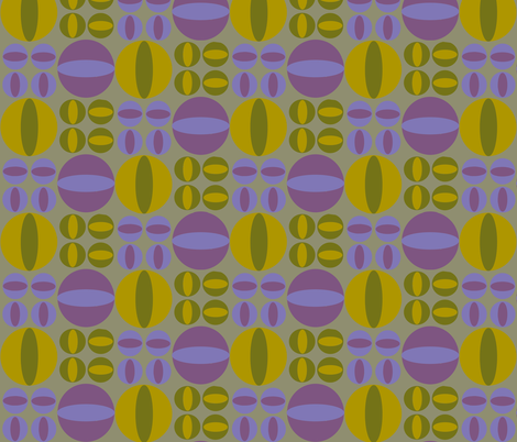 Nought - small scale fabric by woodledoo on Spoonflower - custom fabric