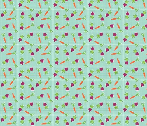 Olleke bolleke KNOL fabric by pieke_wieke on Spoonflower - custom fabric