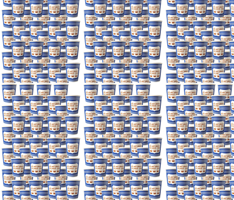 nyc_coffee_cup_repeat fabric by brianna_paquette on Spoonflower - custom fabric