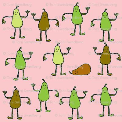 Dancing Pears-3