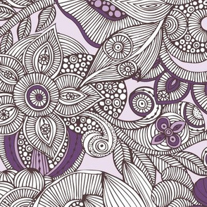 doodles purple and brown 02
