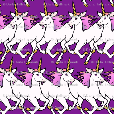 Big dancing unicorns