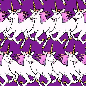 Big dancing unicorns