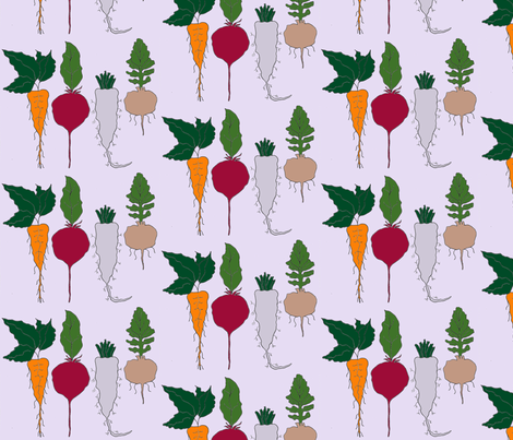 Simply farm fresh fabric by minniemeatdaydreamstudio on Spoonflower - custom fabric